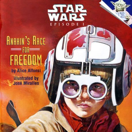 Star Wars Episode I: Anakin's Race for Freedom