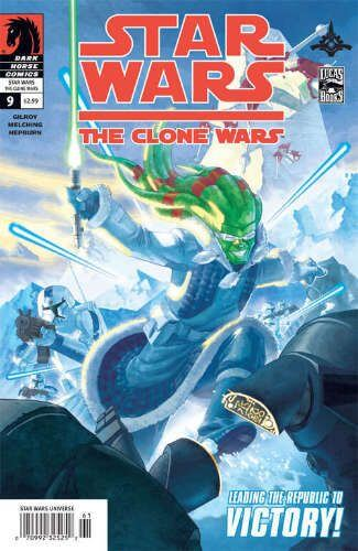 The Clone Wars #09: In Service of the Republic, Part 3