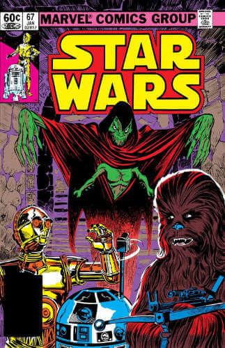 Star Wars (1977) #67: The Darker