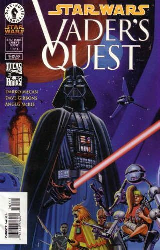 Vader's Quest #1