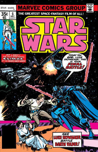 Star Wars (1977) #06: Is This the Final Chapter?