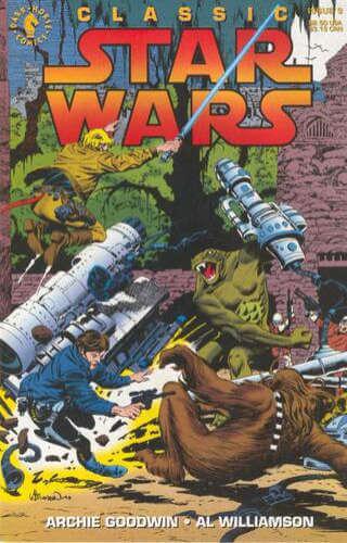 Classic Star Wars #09: The Night Beast (pt.2)