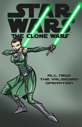 The Clone Wars: The Valsedian Operation