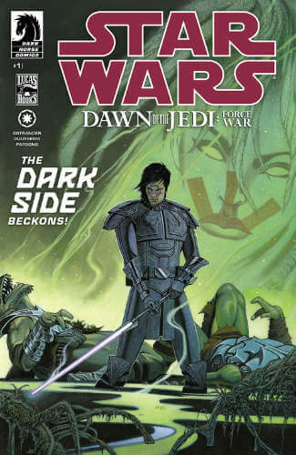 Dawn of the Jedi: Force War #1