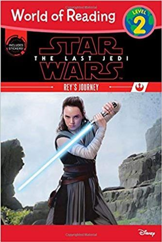 The Last Jedi: Rey's Journey