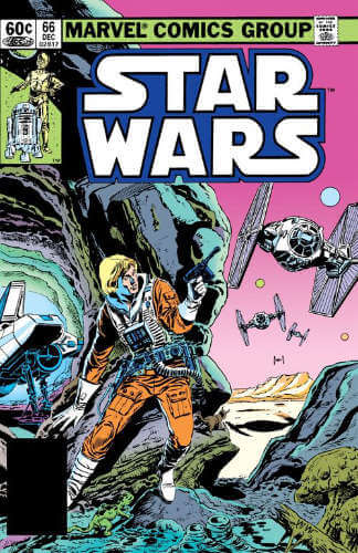 Star Wars (1977) #66: The Water Bandits