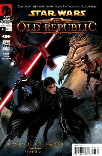 The Old Republic #4: Blood of the Empire, Part 1