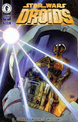 Star Wars Droids: Season of Revolt #4