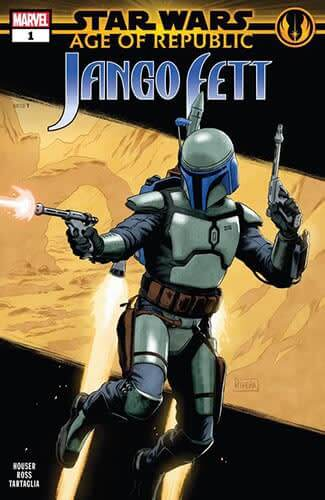 Age Of Republic: Jango Fett