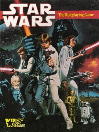 Star Wars: The Roleplaying Game (first edition)