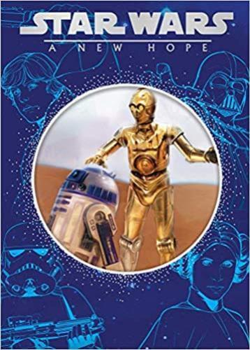 A New Hope (Disney Die-Cut Classics)
