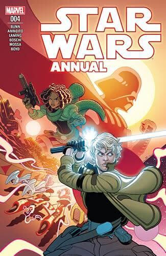 Star Wars (2015) Annual 4