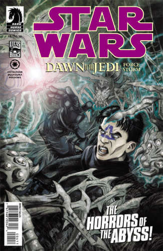 Dawn of the Jedi: Force Storm #4
