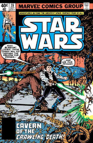 Star Wars (1977) #28: What Ever Happened to Jabba the Hut?