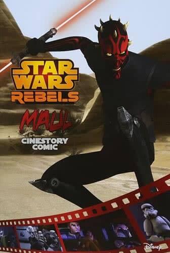 Rebels: Maul (cinestory comic)