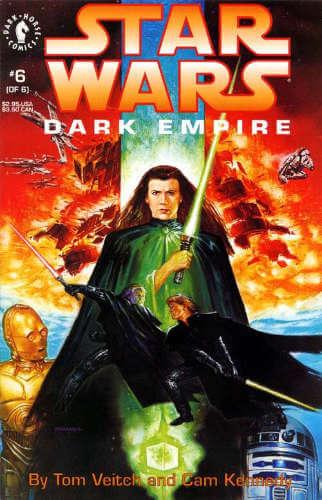 Dark Empire #6: The Fate of a Galaxy