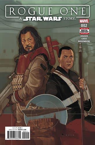 Rogue One: A Star Wars Story Adaptation #2