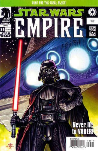 Empire #35: A Model Officer