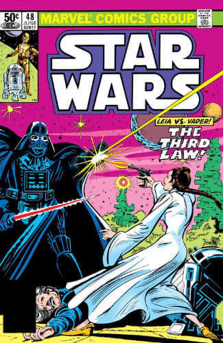 Star Wars (1977) #48: The Third Law