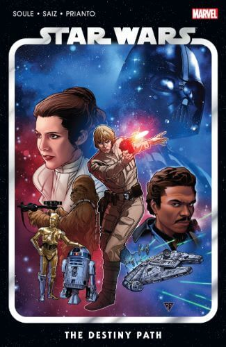 Star Wars (2020) Vol. 01: The Destiny Path (Trade Paperback)