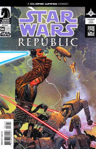 Republic #56: The Battle of Jabiim, Part 2