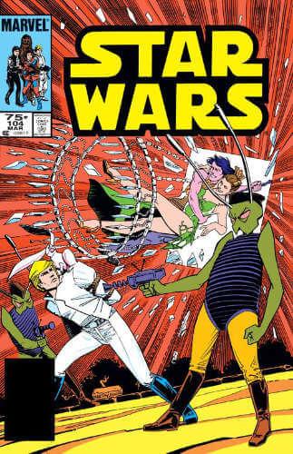Star Wars (1977) #104: Nagais and Dolls