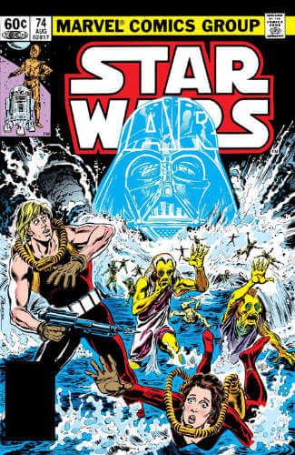 Star Wars (1977) #74: The Iskalon Effect