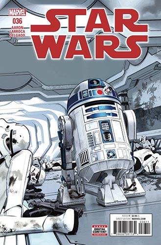 Star Wars (2015) #36: Revenge of the Astromech