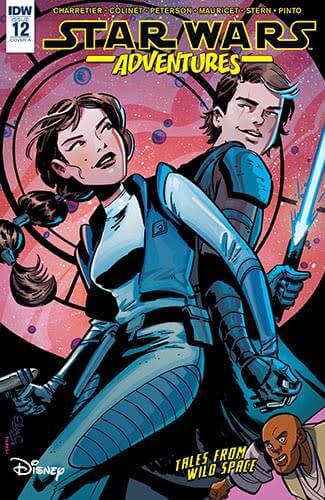 Star Wars Adventures (2017) #12