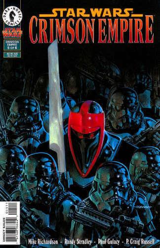 Crimson Empire #5