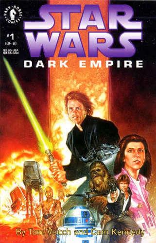 Dark Empire #1: The Destiny of a Jedi