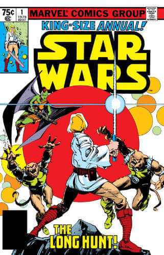 Star Wars (1977) Annual #1: The Long Hunt