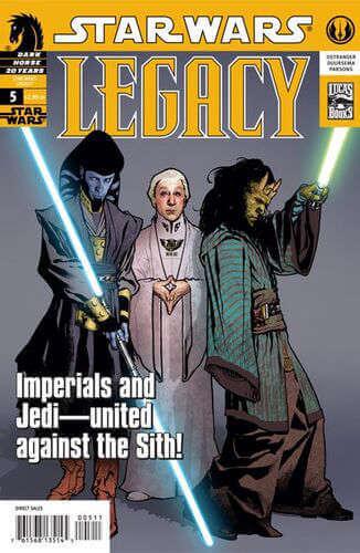Legacy #05: Broken, Part 4