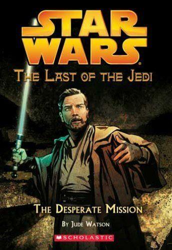 The Last of the Jedi #1: The Desperate Mission