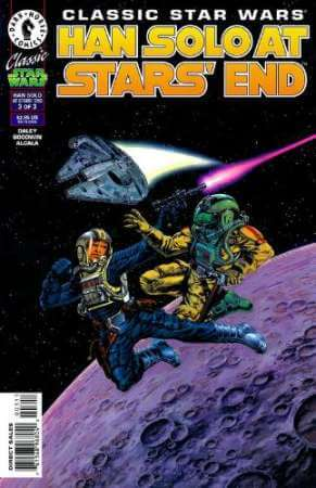 Classic Star Wars: Han Solo at Stars' End #3