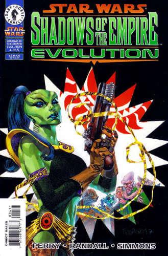 Shadows of the Empire: Evolution #4