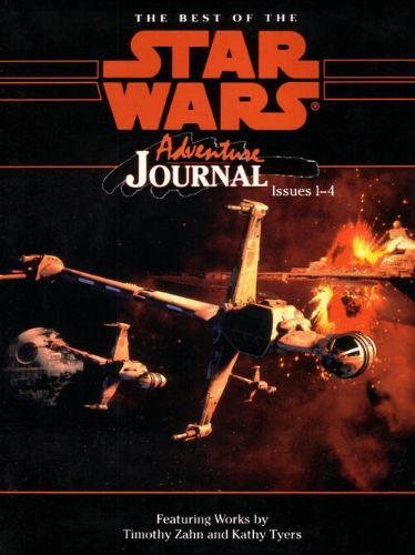 The Best of the Star Wars Adventure Journal, Issues 1-4