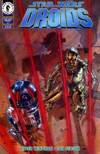 Star Wars Droids: Rebellion #2