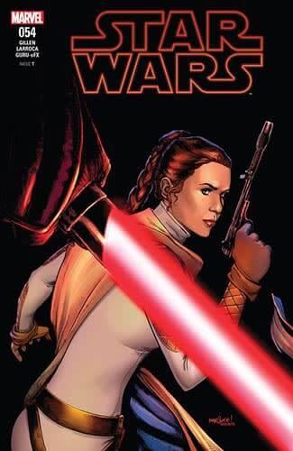 Star Wars (2015) #54: Hope Dies Part V