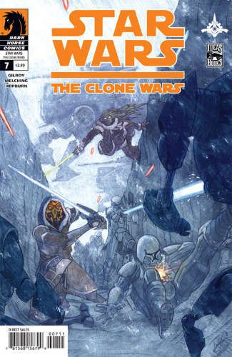 The Clone Wars #07: In Service of the Republic, Part 1