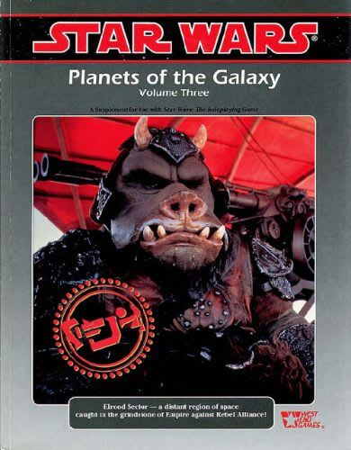 Planets of the Galaxy, Volume Three