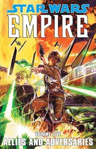 Empire Volume 5: Allies And Adversaries