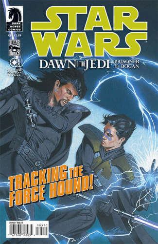 Dawn of the Jedi: The Prisoner of Bogan #5