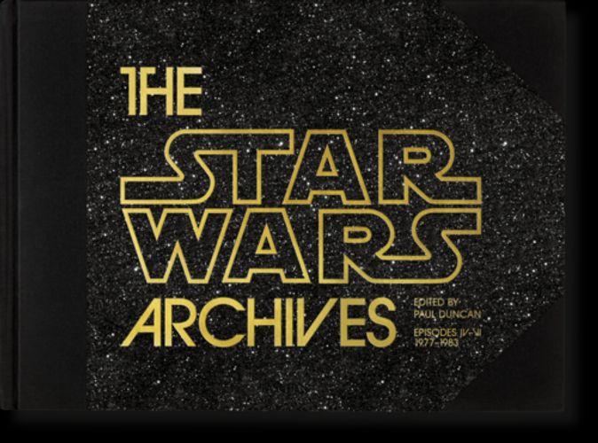 The Star Wars Archives: Episode IV - VI 1977-1983