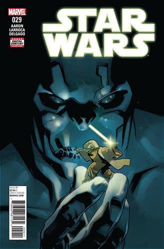 Star Wars (2015) #29: Yoda's Secret War, Part IV