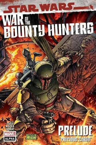 War of the Bounty Hunters Alpha #1