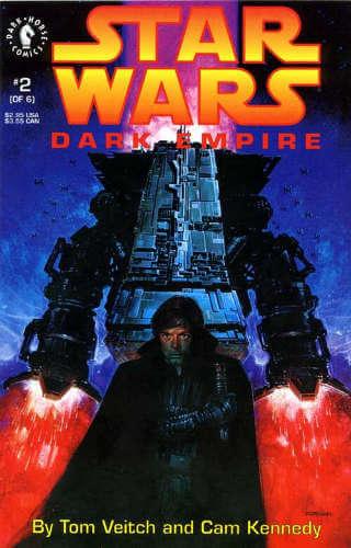 Dark Empire #2: Devastator of Worlds