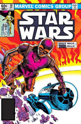 Star Wars (1977) #58: Sundown!