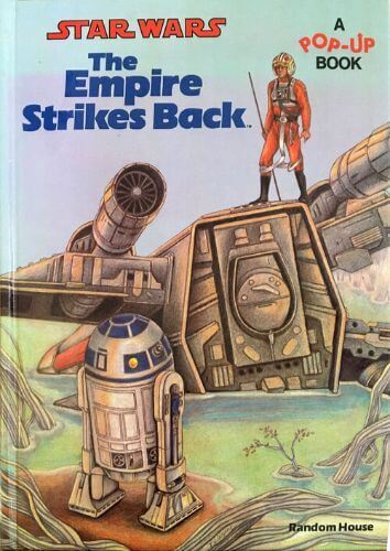 The Empire Strikes Back Pop-Up Book