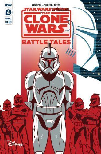 Star Wars Adventures: The Clone Wars: Battle Tales #4